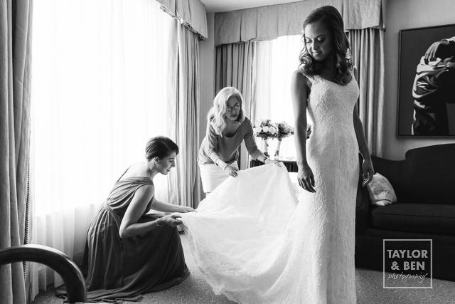 Four Seasons Georgetown Wedding Photography 002
