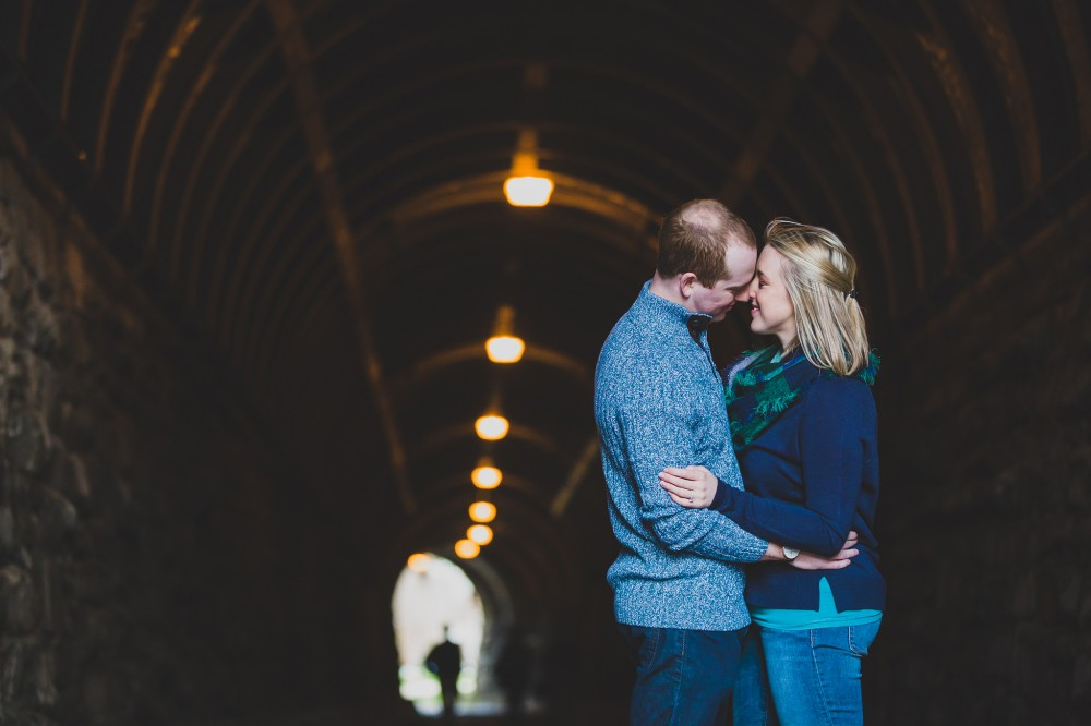 Wilkes Street Tunnel_Engagement Photos