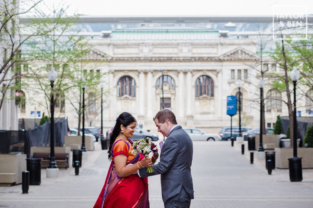 Carnegie Library Wedding_DC_Indian Fusion-005