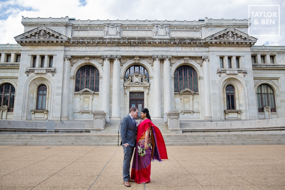 Carnegie Library Wedding_DC_Indian Fusion-009