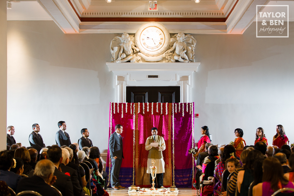 Carnegie Library Wedding_DC_Indian Fusion-010