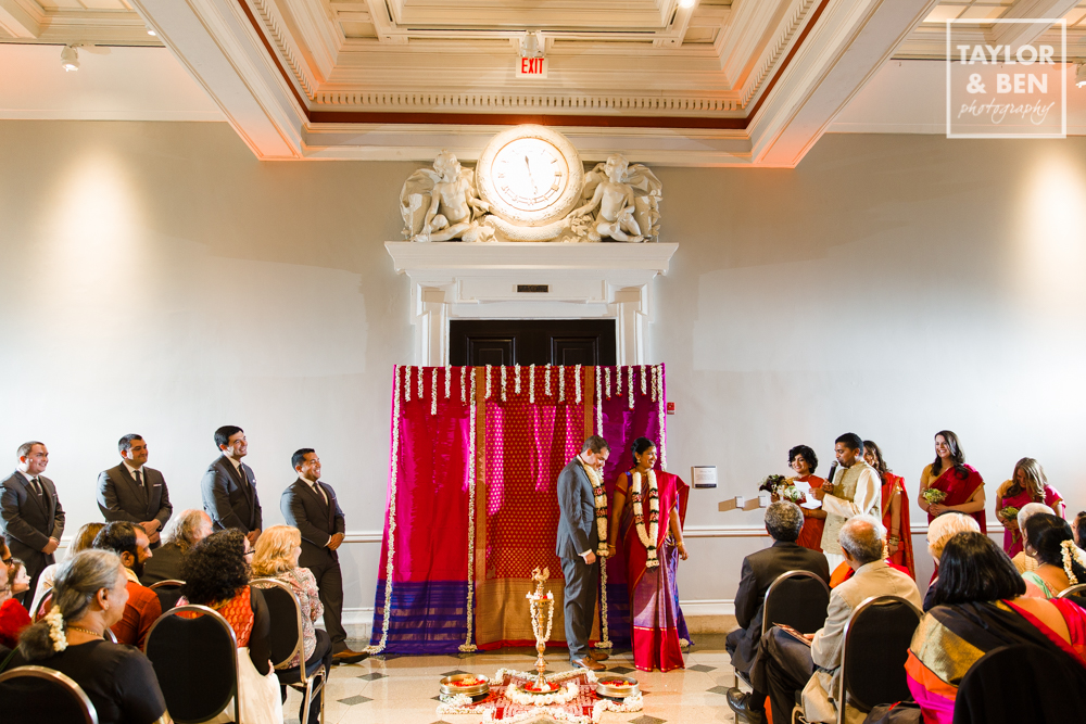Carnegie Library Wedding_DC_Indian Fusion-012