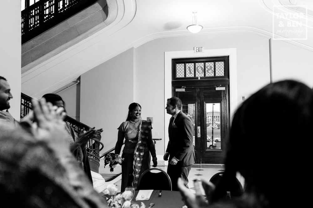 Carnegie Library Wedding_DC_Indian Fusion-017