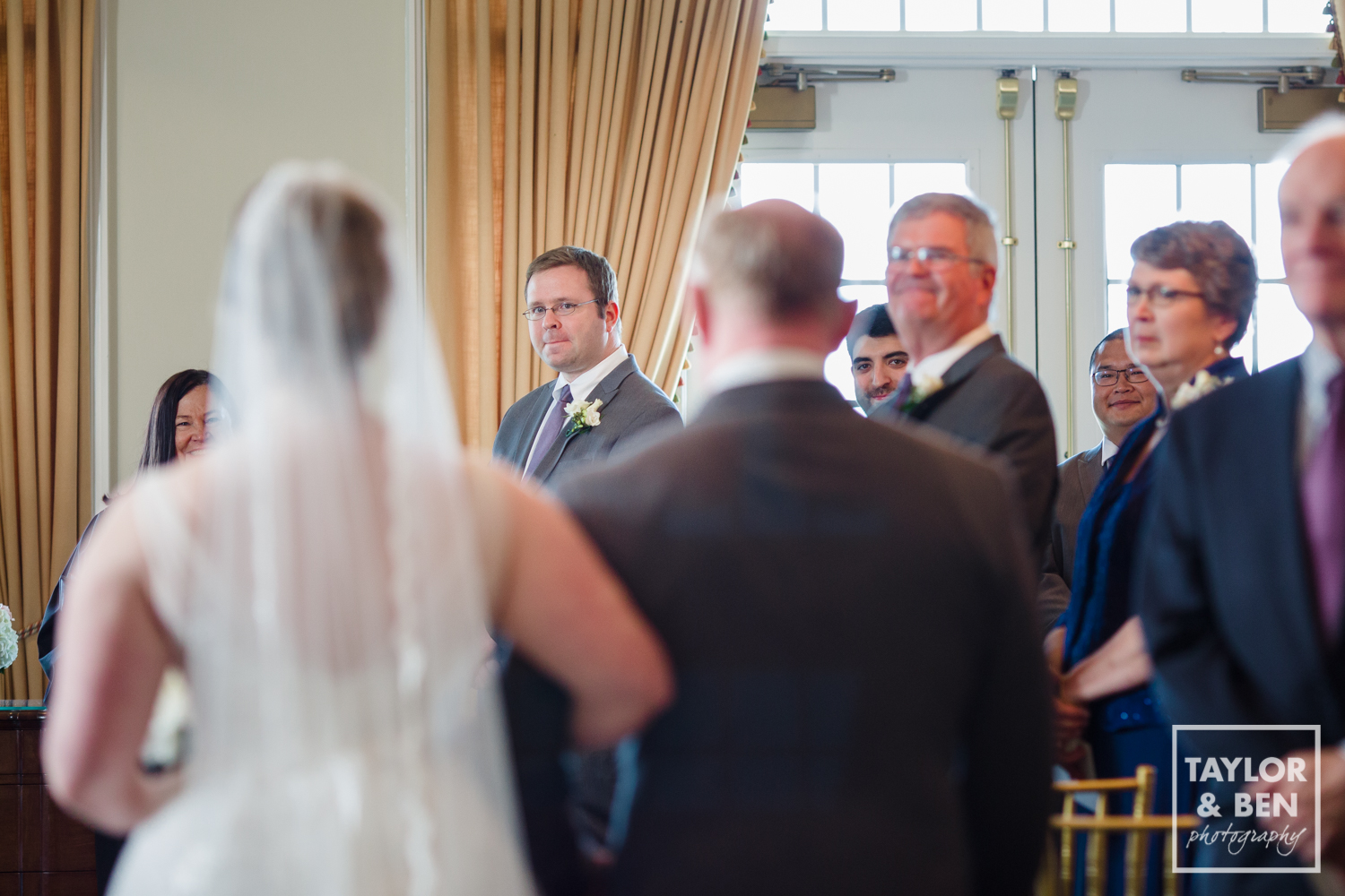 belmont country club_wedding ceremony -001
